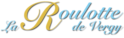 logo officiel la roulotte de Vergy